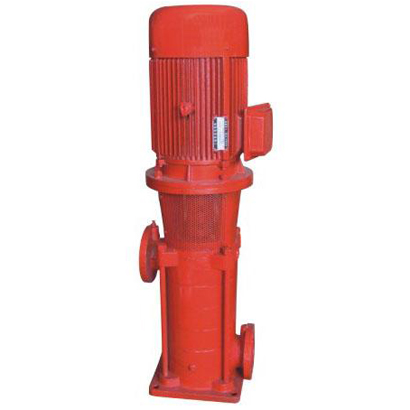 XBD-LG multi-stage single-suction fire pump